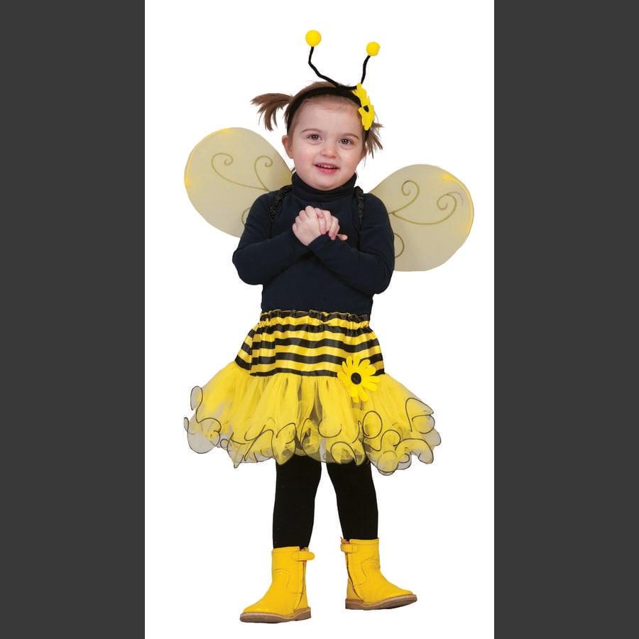 FUNNY FASHION Strój karnawałowy - Spódnica Baby Pszczółka