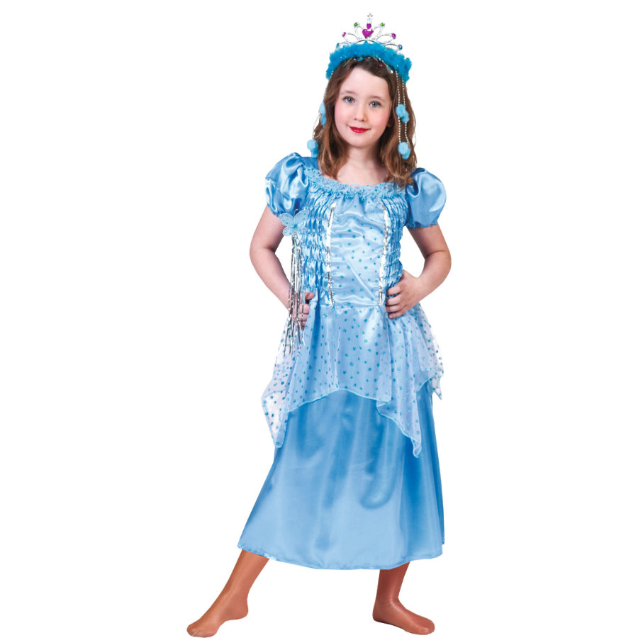 FUNNY FASHION Costume di carnevale Principessa Sofia