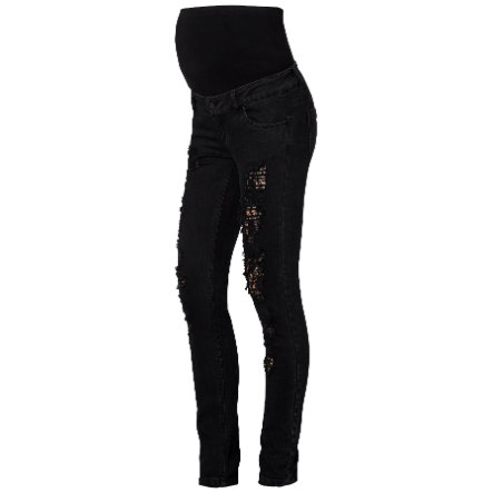 MAMA LICIOUS Circumstance Jeans MLNADA Lace Slim Jeans