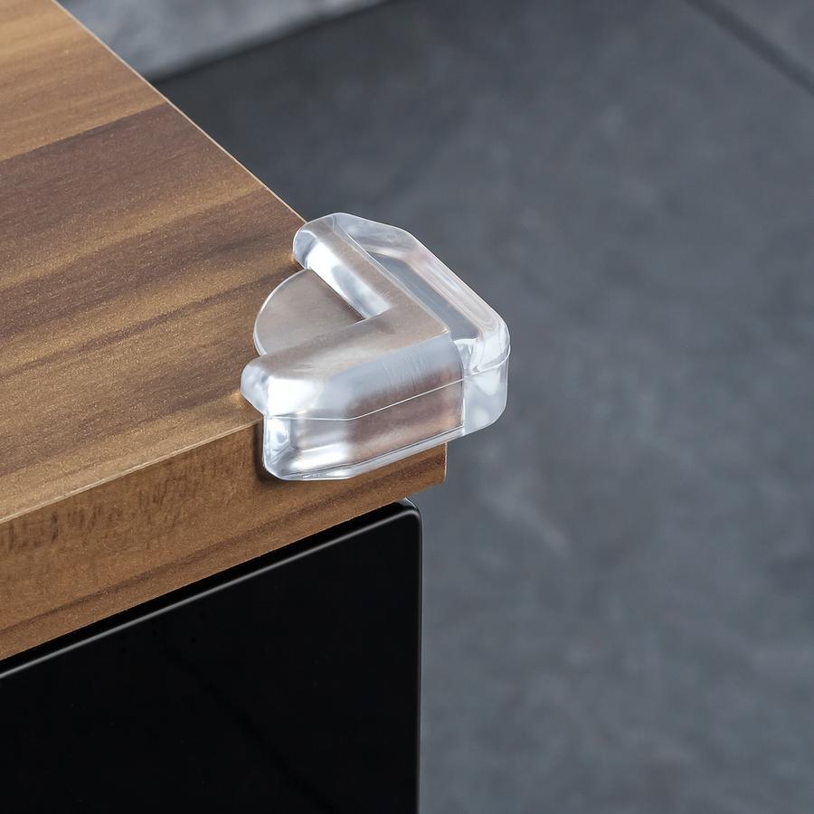 REER TAFELHOEKBESCHERMERS voor glazen tafels (4904) - 4 stuks