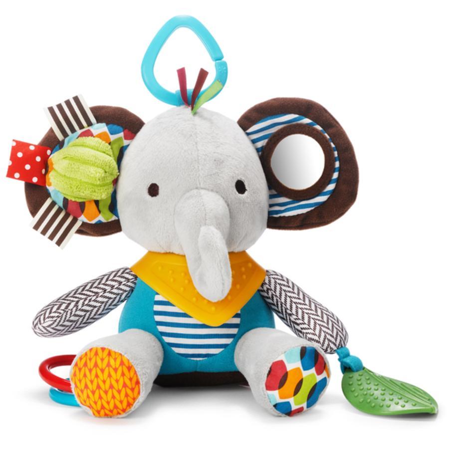 SKIP HOP Bandana Buddies Aktivitäts-Spielzeug & Plüschtier, Elefant