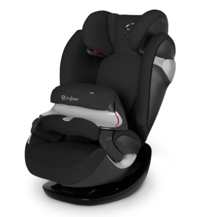 CYBEX Bilbarnstol Pallas M Happy Black-black Kollektion 2016
