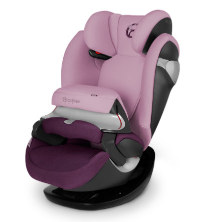 CYBEX Bilbarnstol Pallas M Princess Pink-purple Kollektion 2016