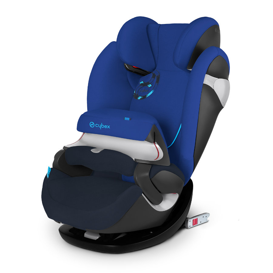 CYBEX Autostoel Pallas M-fix Royal Blue-navy blue