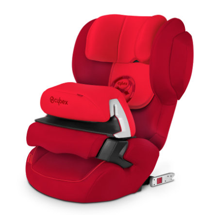 CYBEX Bilbarnstol Juno 2-fix Mars Red-red  Kollektion 2016