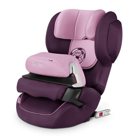 CYBEX Siège auto Juno 2-fix Princess Pink-purple Collection 2016