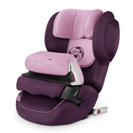 cybex SILVER Kindersitz Juno 2-fix Princess Pink-purple