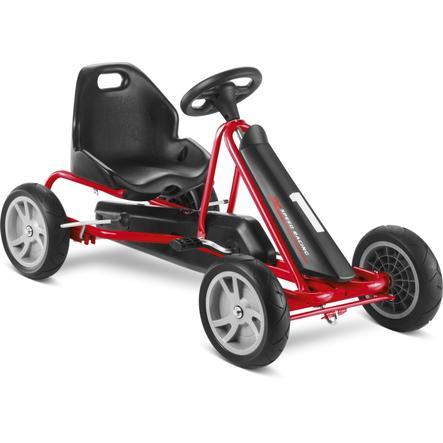 PUKY Go - Cart F 20 černo/červená