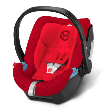 cybex GOLD Babyschale Aton 4 Mars Red-red