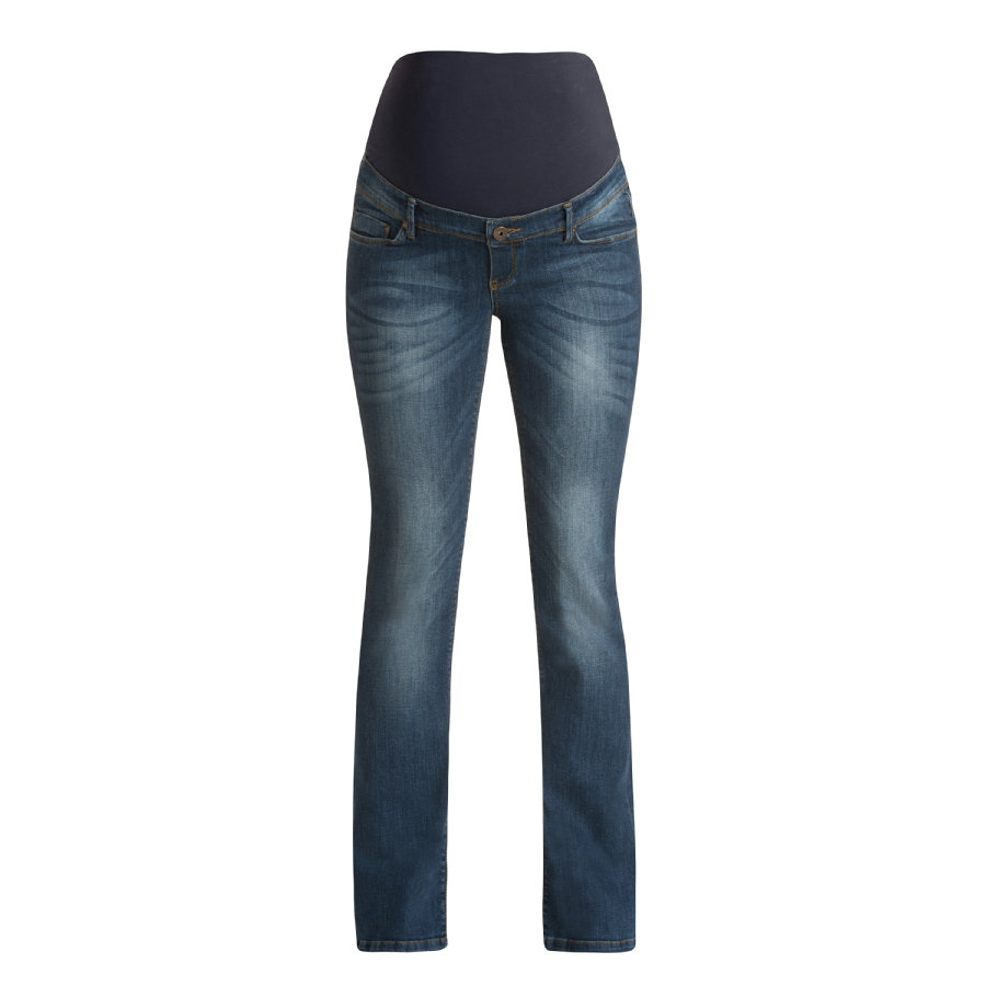 NOPPIES Umstands Jeanshose OTB bootcut Ruby
