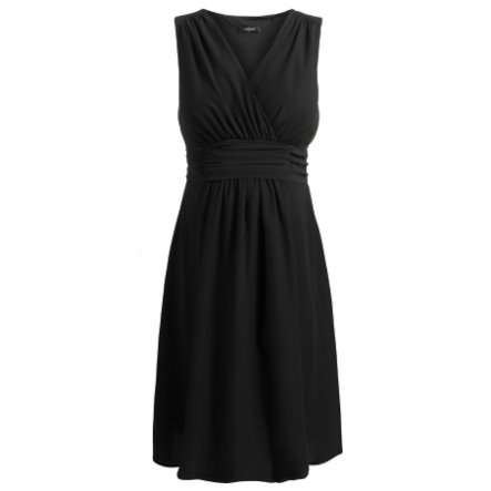 NOPPIES Umstands Kleid LIANE black