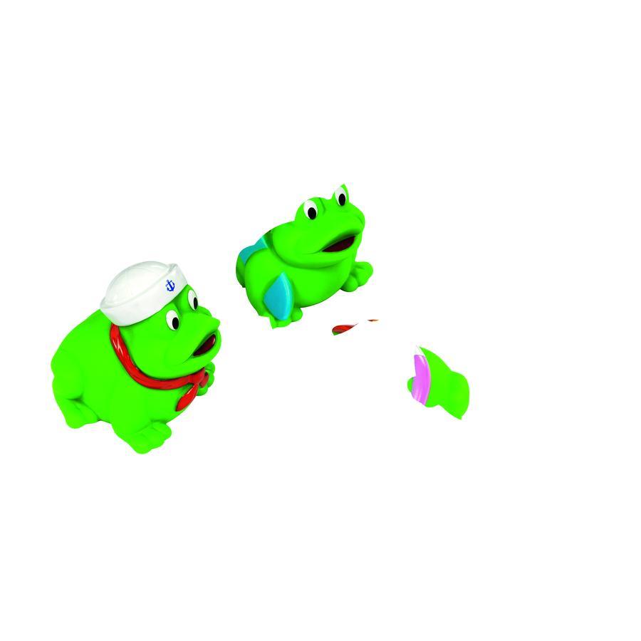 """FASHY Stříkající figurky """"žáby"""" 3 ks"""
