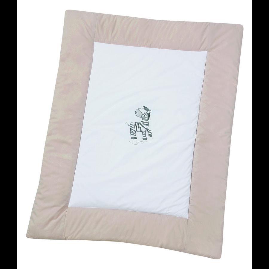 EASY BABY Coperta strisciante 100x135 cm ZOO beige
