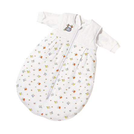 EASY BABY Schlafsack 2-in-1 white Gr. 50/56