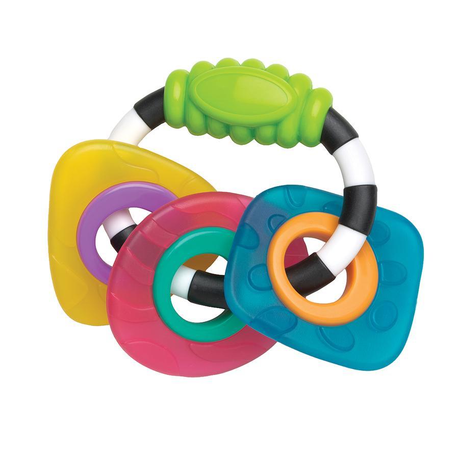 playgro Trio anello di morso e corrimano