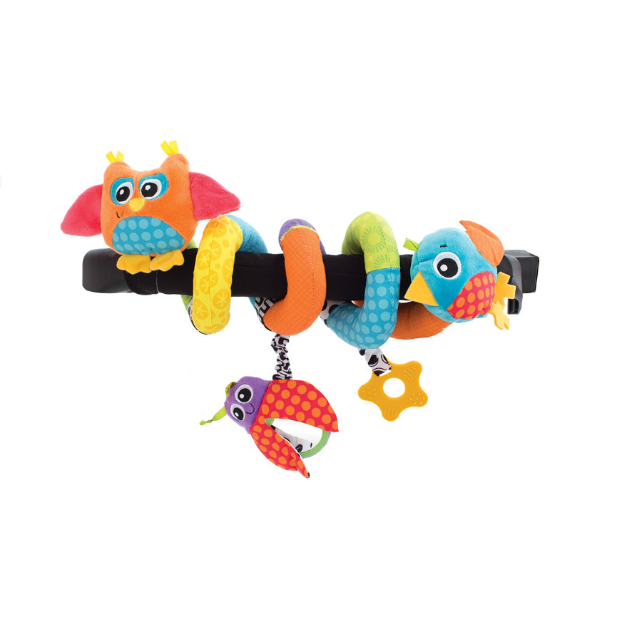 playgro Activity Spirale, Tiere des Waldes
