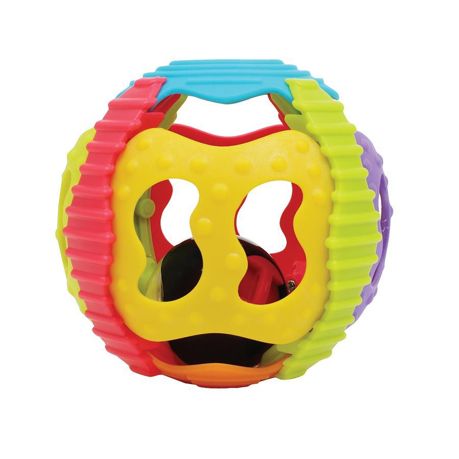 playgro Flexi míč Shake Rattle & Roll