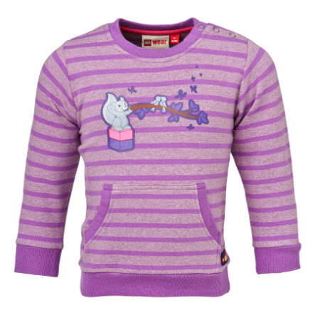 Lego Wear Duplo Girls Mikina SMILLA 603 lilac