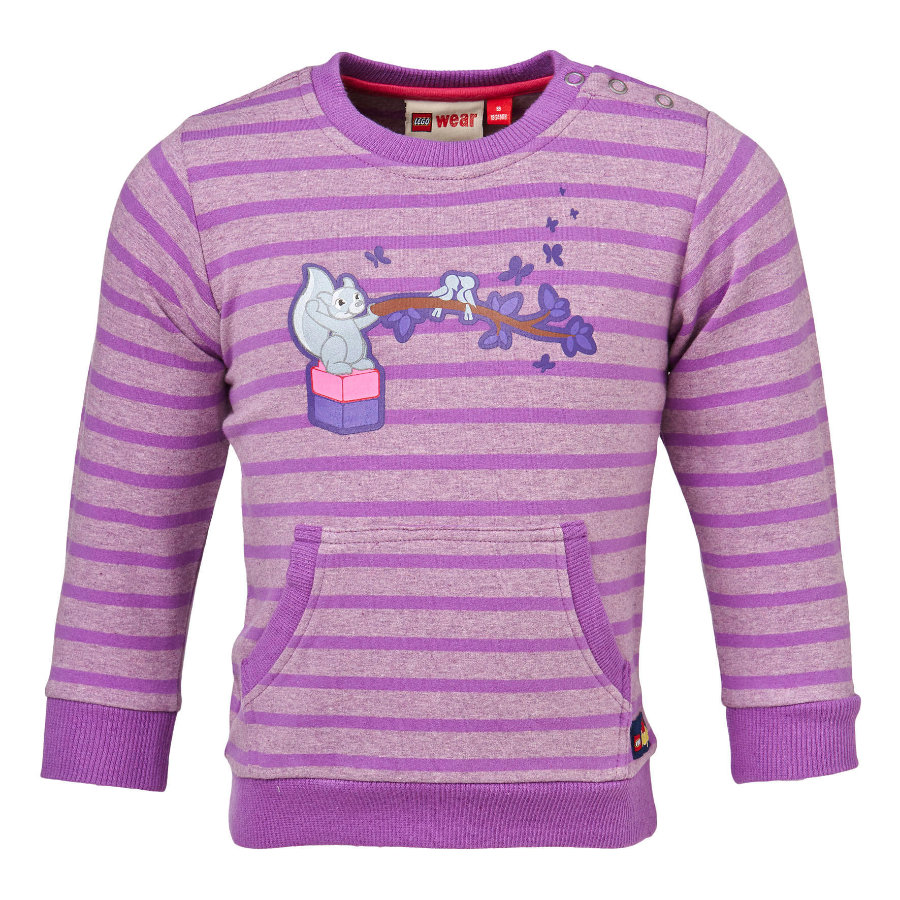 LEGO WEAR Duplo Girls Bluza SMILLA 603 lilac
