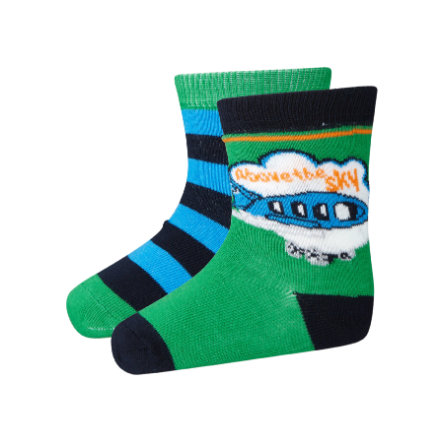 LEGO WEAR Duplo Boys Socken AMIN 601 medium blue