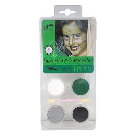 JOFRIKA Maquillage de Carnaval Sorcière
