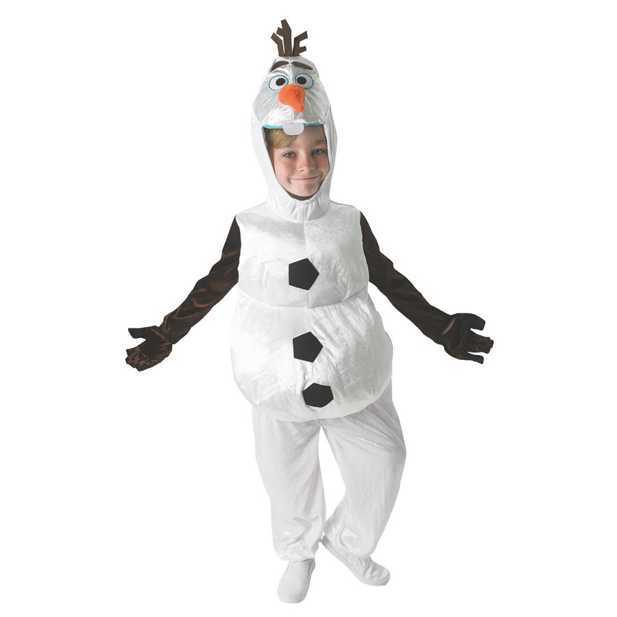 Rubies Kostume Olaf (Frozen) Børnekostume