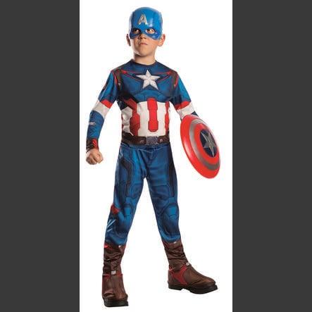 RUBIES Costume di carnevale Captain America Classic Avengers 2