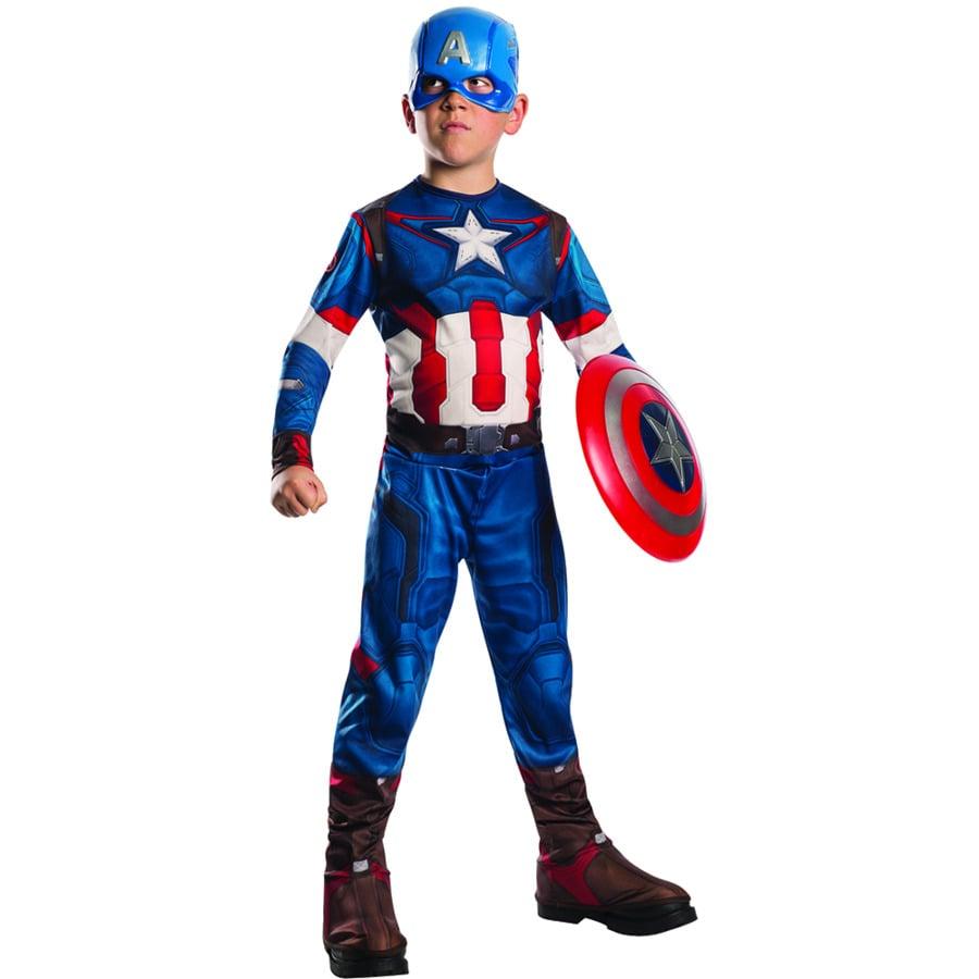 Rubies Carneval Kostuum Captain America Classic Avengers 2 Child