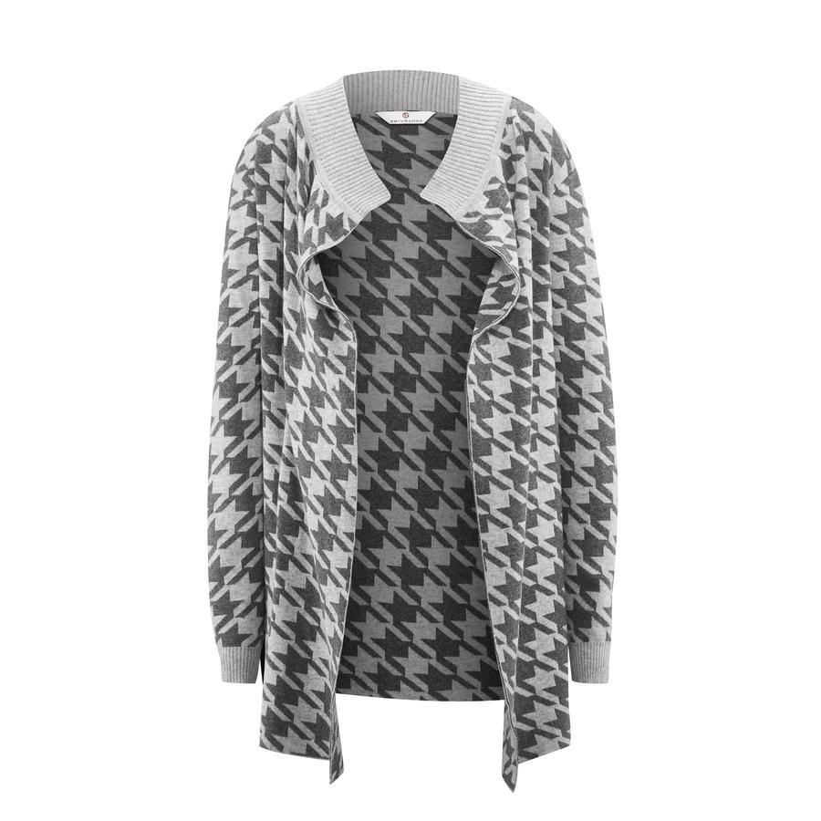 BELLYBUTTON Zwangerschaps Vest ALLEEN light gray melange