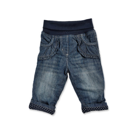 BLUE SEVEN Girls Baby Jeans blau original