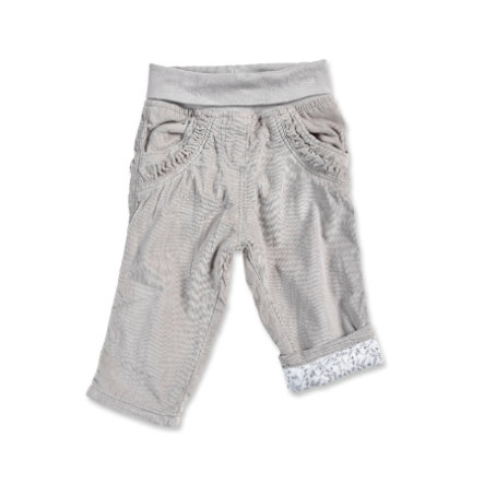 BLUE SEVEN Girl s Pantalon bébé cordon gris
