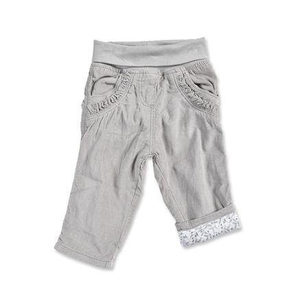 BLUE SEVEN Girl s Pantalón de bebé cordón gris