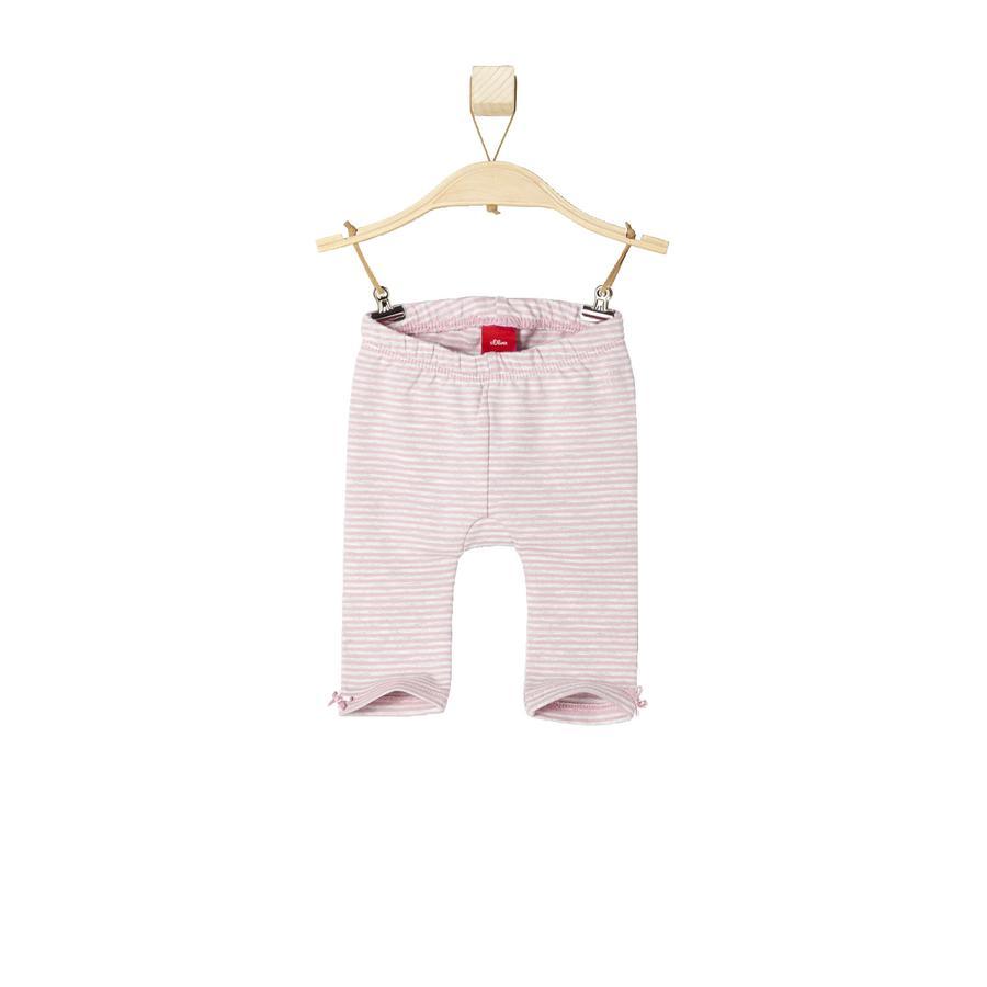 s.OLIVER Girl s Mallas de bebé rayas rosas
