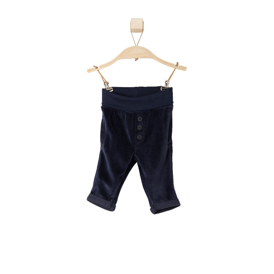 s.OLIVER Boys Baby Nickihose dark blue