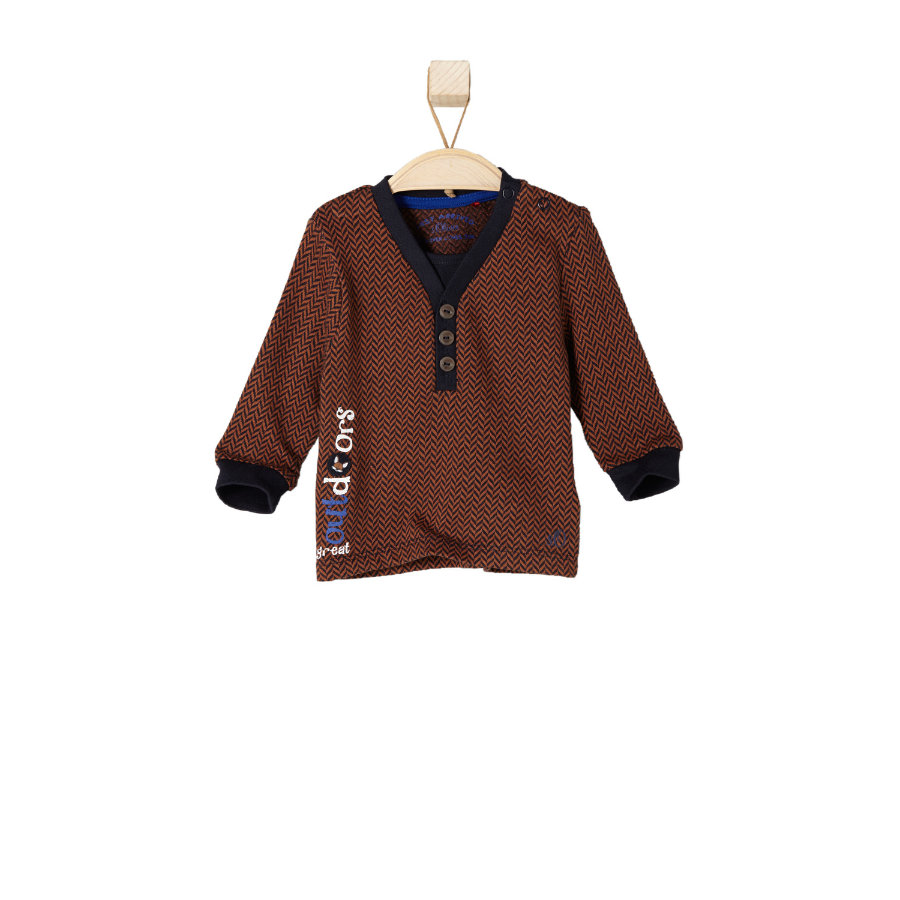s.OLIVER Baby Longsleeve cognac