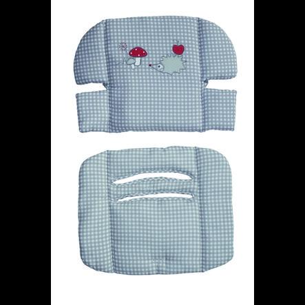 ROBA Réducteur d'assise Adam et Chouette, 2 pièces, gris