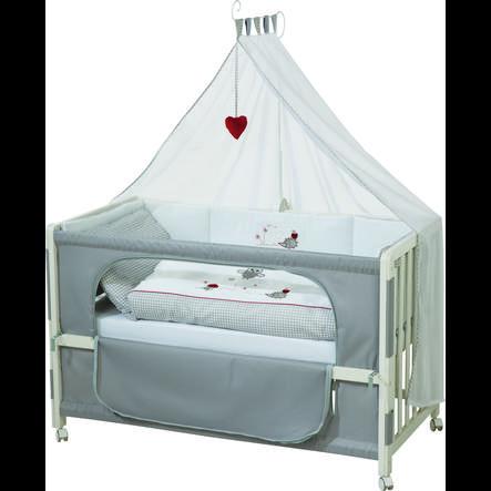 roba Culla Room Bed bianca Adam & Gufetto