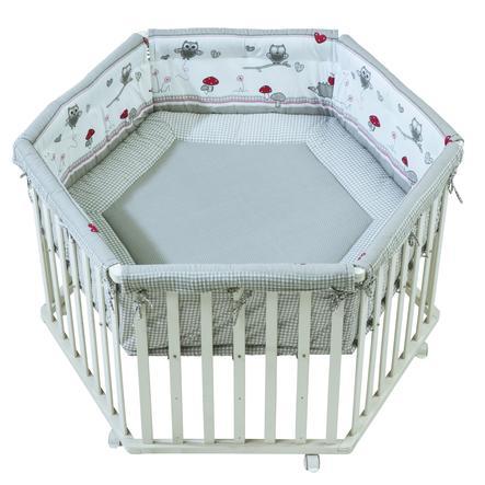 roba Parque infantil hexagonal blanco  Adam & Eule