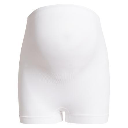 NOPPIES Circonstance Sans couture Short blanc