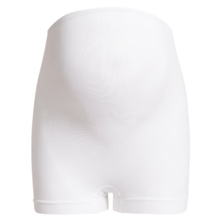 NOPPIES Umstands Seamless Short white