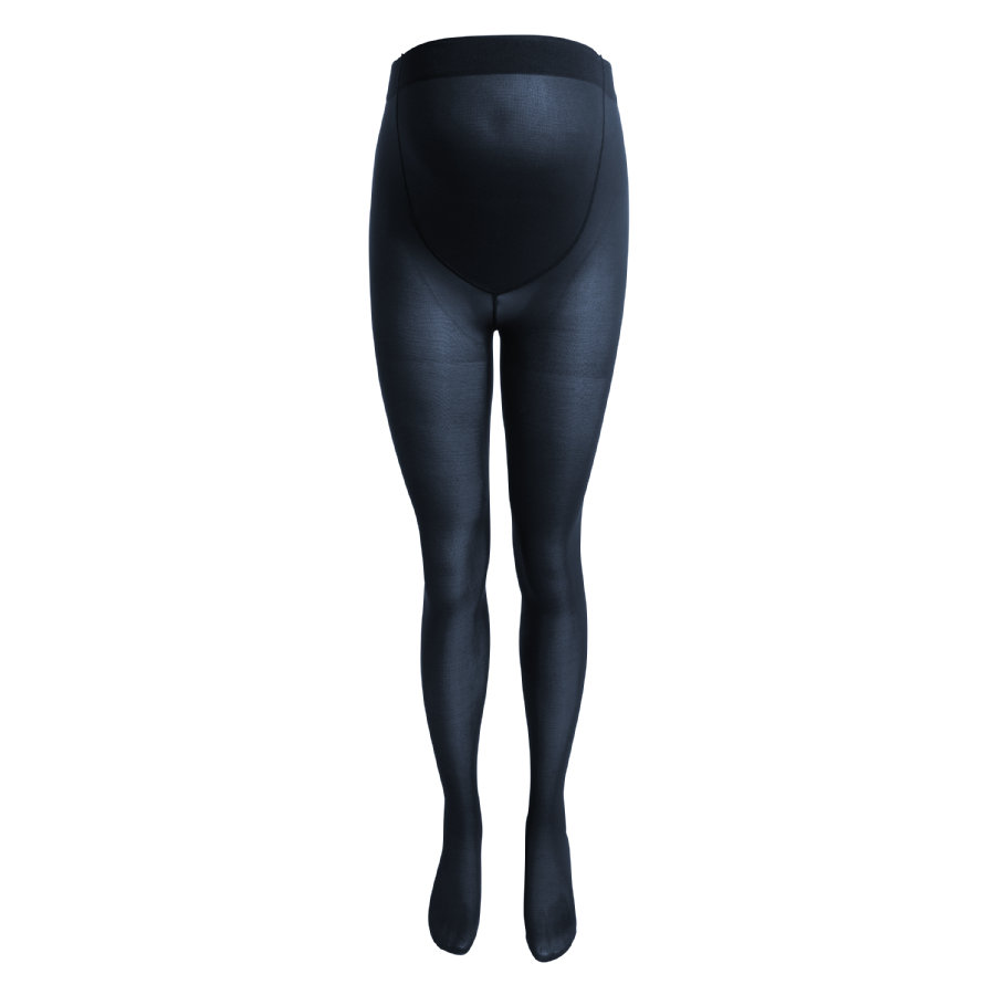 NOPPIES Maternity Tights 40 Den dark blue