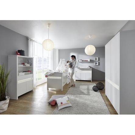 Schardt Kinderzimmer Planet White 5-türig