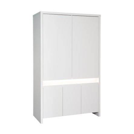 SCHARDT Armadio a 5 porte PLANET WHITE