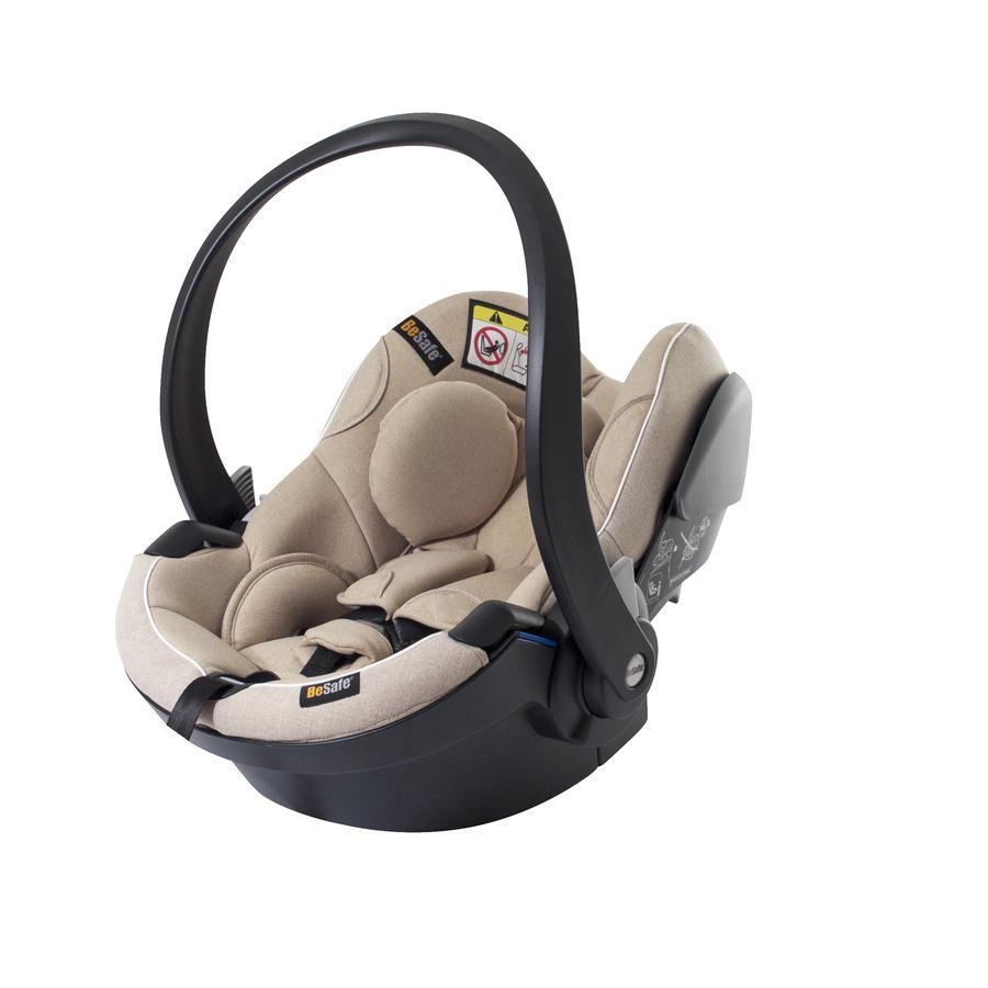 BeSafe Babyschale iZi Go Modular i-Size Ivory Melange