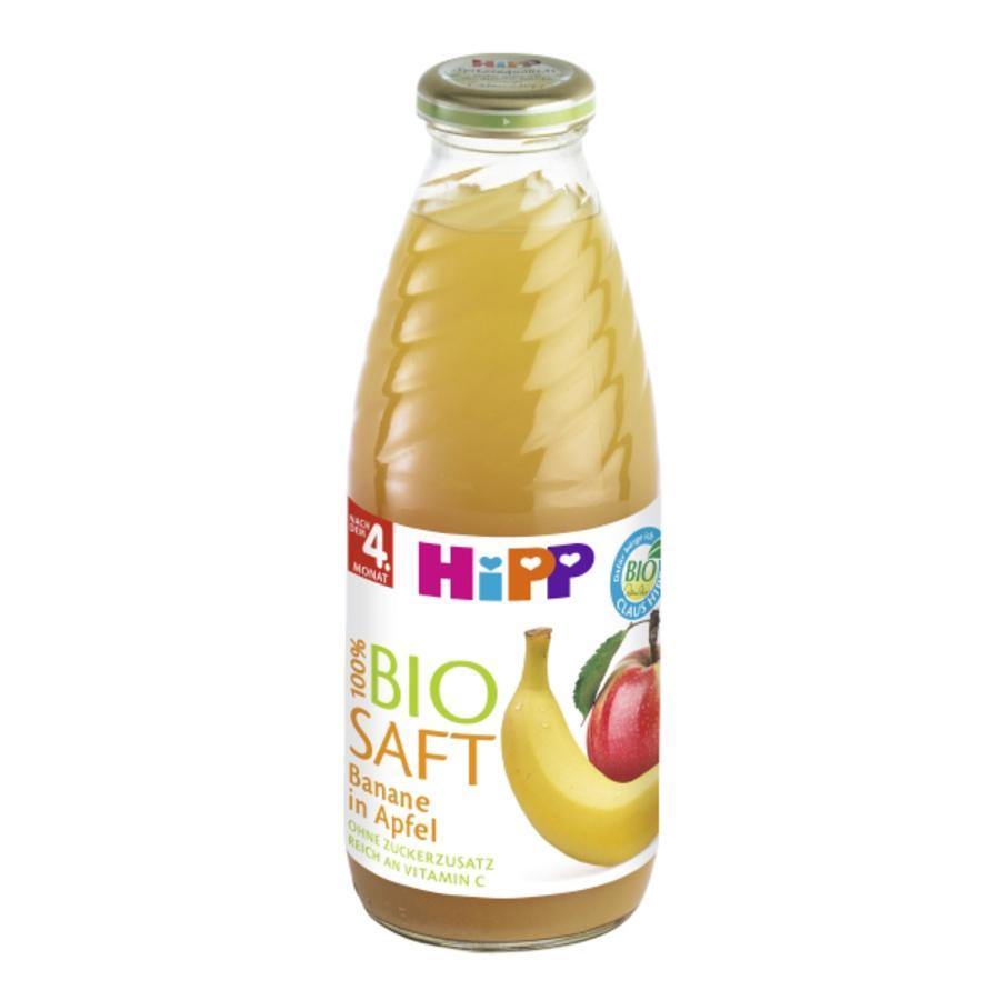 HiPP Bio Banane in Apfelsaft 500 ml