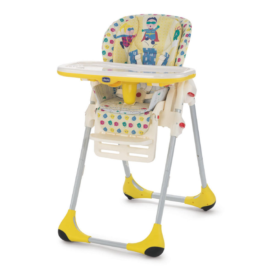 CHICCO Kinderstoel Polly 2 IN 1 Energy