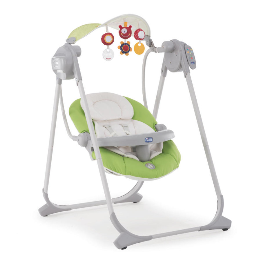 CHICCO Altalena Polly Swing Up GREEN
