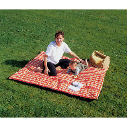 AMAZONAS Koc piknikowy MOLLY z wodoszczelną stroną spodnią