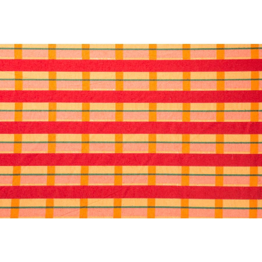 AMAZONAS účelná deka *Molly* s potaženou spodní vrstvou
