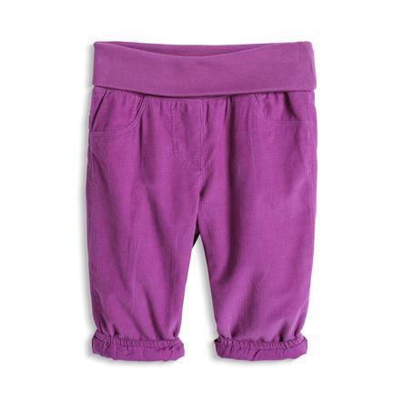 ESPRIT Pantalón de pana bebé rosa